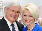 Newt and Callista at Auschwitz: Smiles, Everyone! [VF.com]