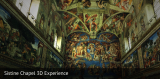 Visit the Sistine Chapel: A breathtaking virtual 3D experience