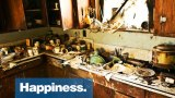 Zen Poll: Happiness or a clean kitchen?